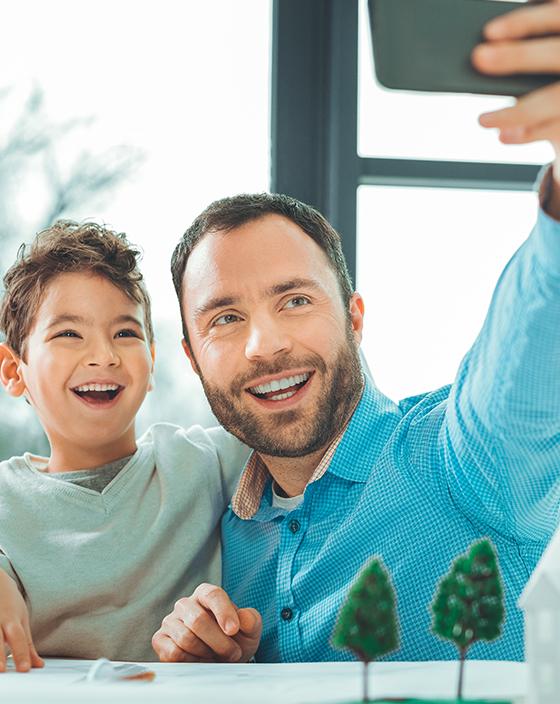 Pour éviter que des imprévus financiers ou matériels ne fragilisent votre famille en cas d'hospitalisation.