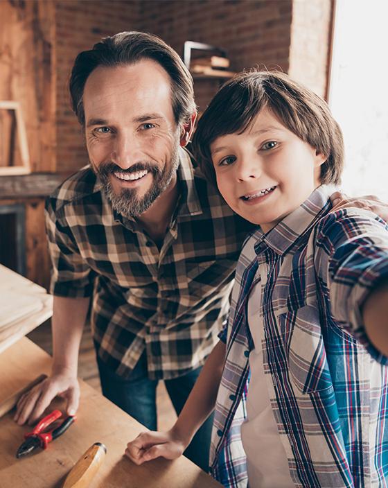 Pour vous comme pour nous, la protection de votre famille et de votre activité vont de paire