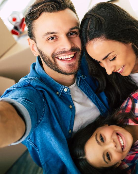 Pour vous comme pour nous, la protection de votre famille  est une priorité